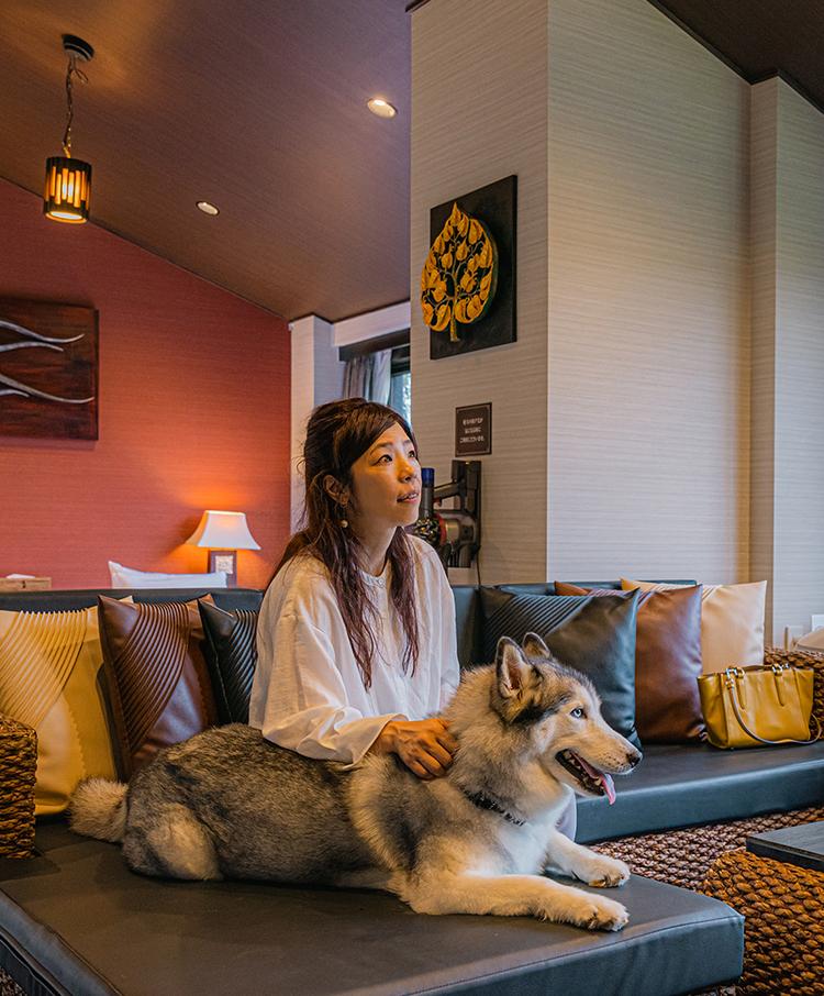 ウブド の 森 伊豆 高原